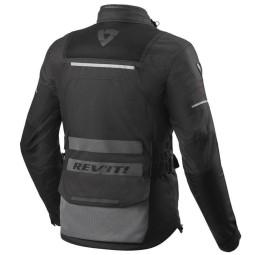 Chaqueta moto Rev it Offtrack negro