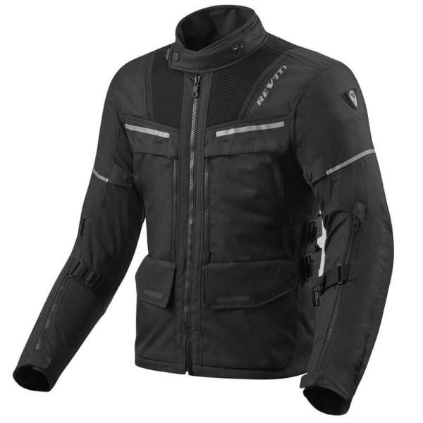 Motorcycle Jacket Rev it Offtrack black