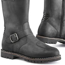 Botas moto TCX Fuel waterproof negro ,Zapatos Motos Urban