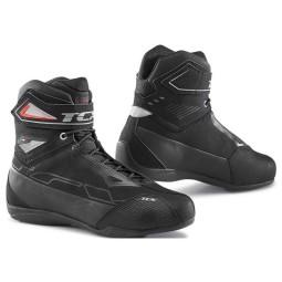 Motorradschuhe TCX Rush 2 waterproof schwarz, Motorrad Touring Stiefel