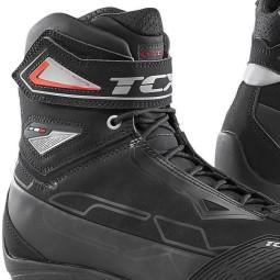 Scarpe moto TCX Rush 2 waterproof nero, Stivali Moto Turismo