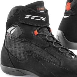 Motorradschuhe TCX Pulse schwarz