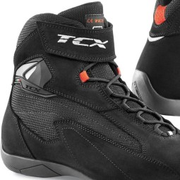 Scarpe moto TCX Pulse nero, Stivali Moto Turismo