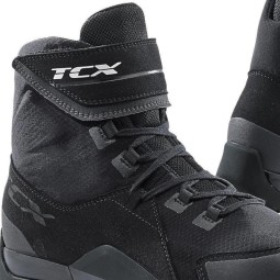 Motorcycle shoes TCX District waterproof black ,Motorcycle Shoes Urban
