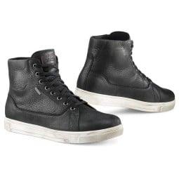 Zapatos moto TCX Mood Gore-Tex negro, Zapatos Motos Urban