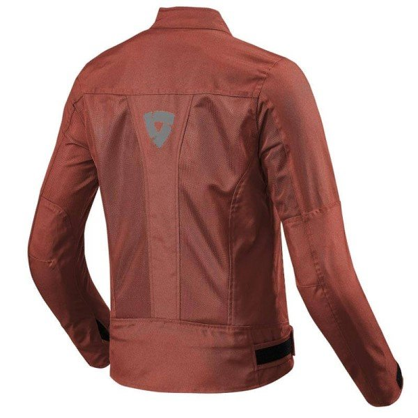 Motorcycle Jacket REVIT Eclipse woman red