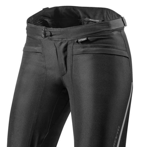 Pantalon Moto REVIT Factor 4 Ladies Noir