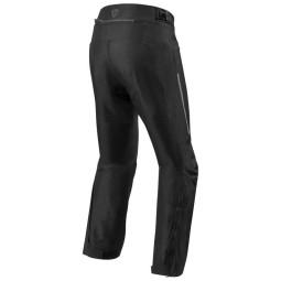 Pantalón Moto REVIT Factor 4 Negro, Pantalones moto
