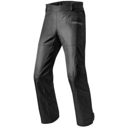 Motorcycle Pants REVIT Axis WR Black, Motorcycle trousers