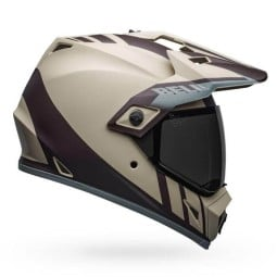 Motorcycle Bell Helmet MX-9 Adventure Mips Dash Sand ,Enduro Helmets