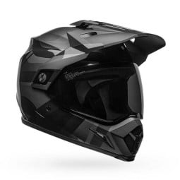 Casco Bell Helmets MX-9 Adventure Mips Blackout, Caschi Motocross / Adventure