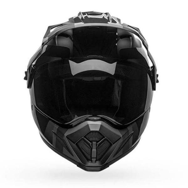 Motorradhelm Bell MX-9 Adventure Mips Blackout