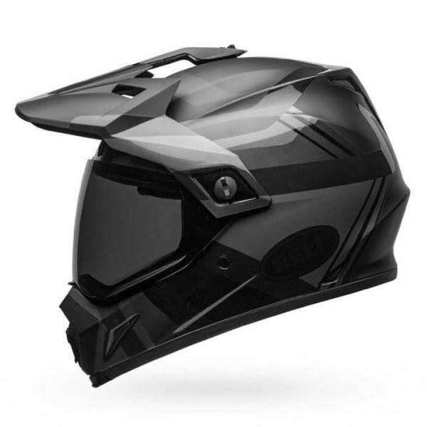 Casco Moto Off Road Bell MX-9 Adventure Mips Blackout
