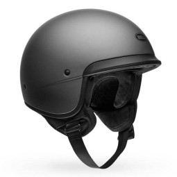 Casco moto Jet Bell Helmets Scout Air titanium, Cascos Jet