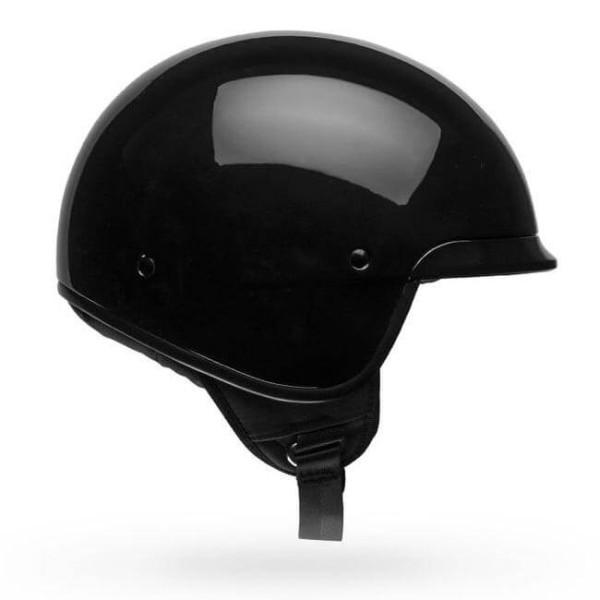 Jet Helm Bell Helmets Scout Air gloss black