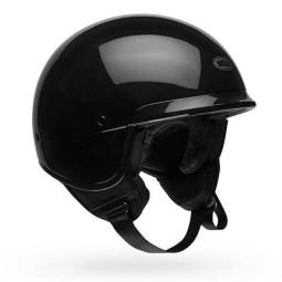Casco moto Jet Bell Helmets Scout Air gloss black, Cascos Jet