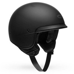 Casco moto Jet Bell Helmets Scout Air matte black, Cascos Jet
