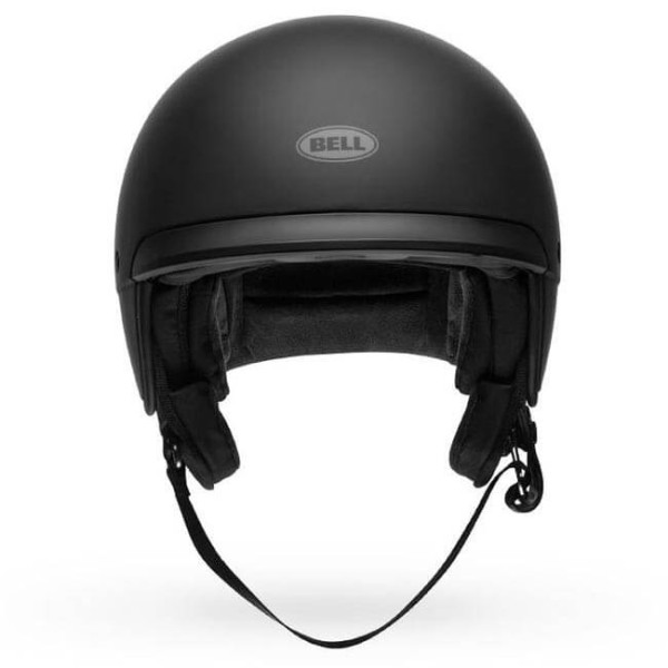 Casco moto Jet Bell Helmets Scout Air matte black