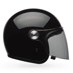 Casco Jet Bell Helmets Riot gloss black, Caschi Jet