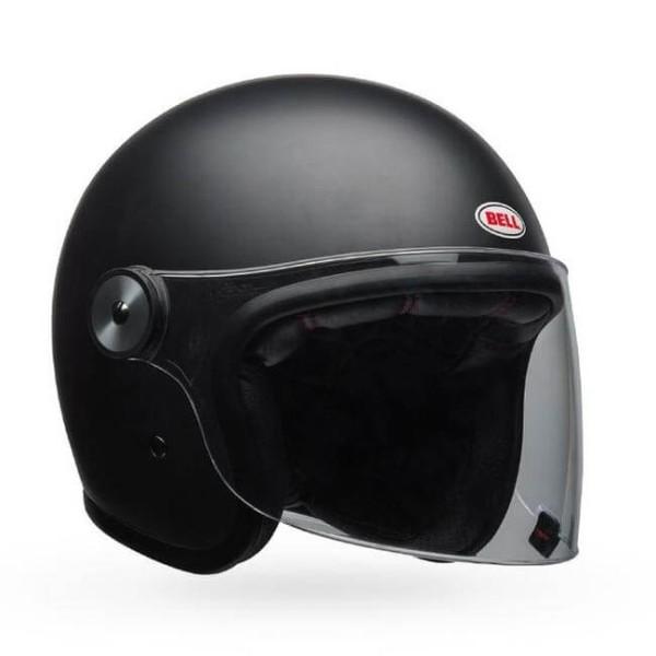 Jet Helm Bell Helmets Riot matte black