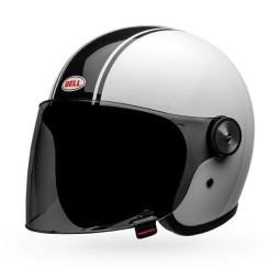 Jet Helm Bell Helmets Riot Rapid gloss