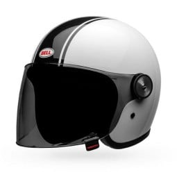 Jet Helmet Bell Riot Rapid gloss ,Jet Helmets