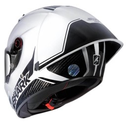 Shark RACE-R PRO GP white motorcycle helmet