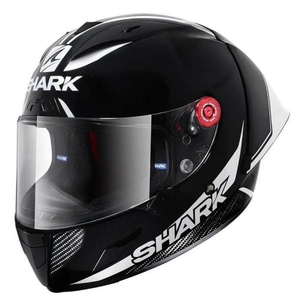 Shark RACE-R PRO GP black motorcycle helmet