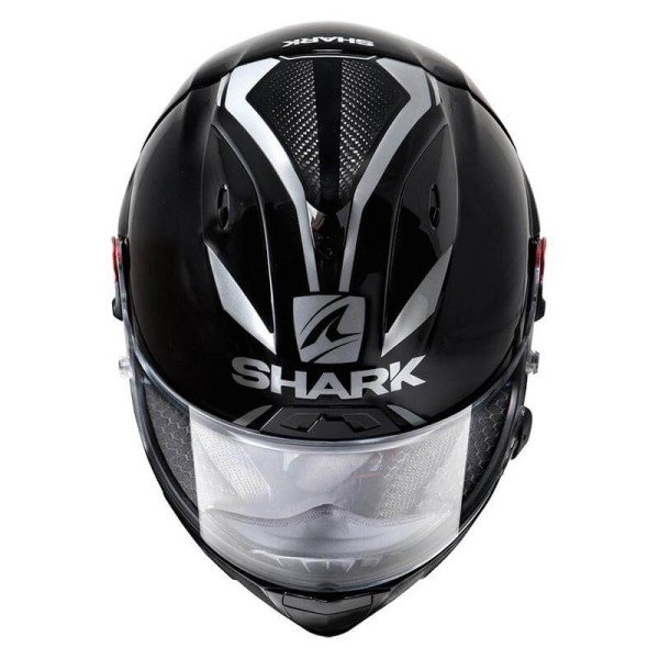 Casco de moto Shark RACE-R PRO GP negro