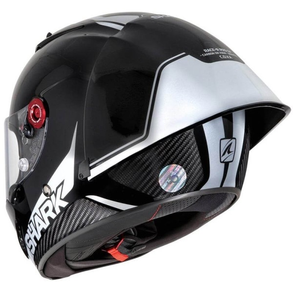 Casco de moto Shark RACE-R PRO GP negro