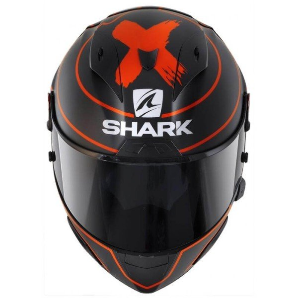 Shark RACE-R PRO GP Lorenzo winter test helmet
