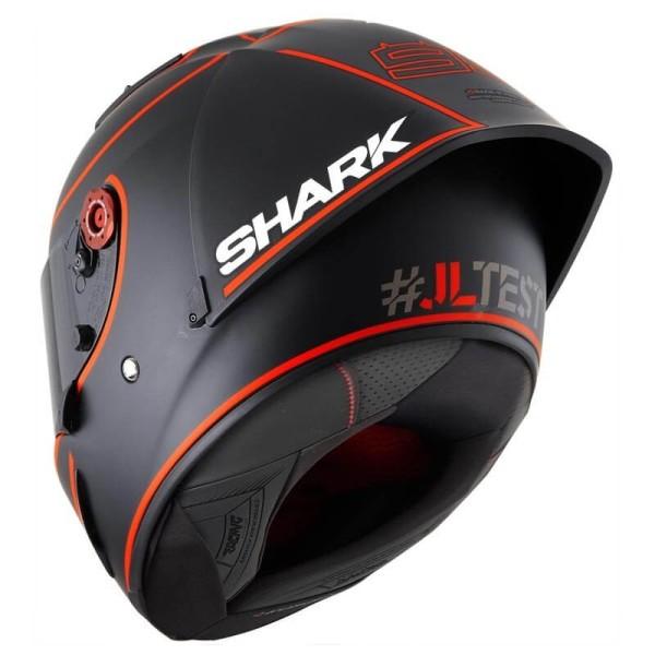 Casco de moto Shark RACE-R PRO GP Lorenzo winter test