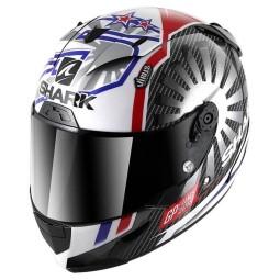 Shark Race-R PRO Carbon Motorradhelm Zarco GP France 2019, Integralhelme