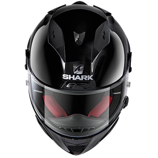 Casque moto Shark RACE-R PRO Blank noir