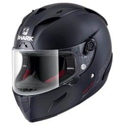 Shark RACE-R PRO Blank motorcycle helmet mat black ,Helmets Full Face