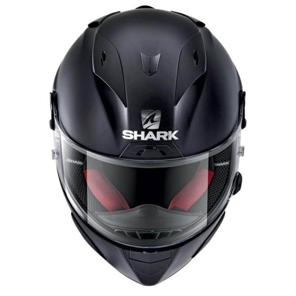 Casque moto Shark RACE-R PRO Blank noir opaque