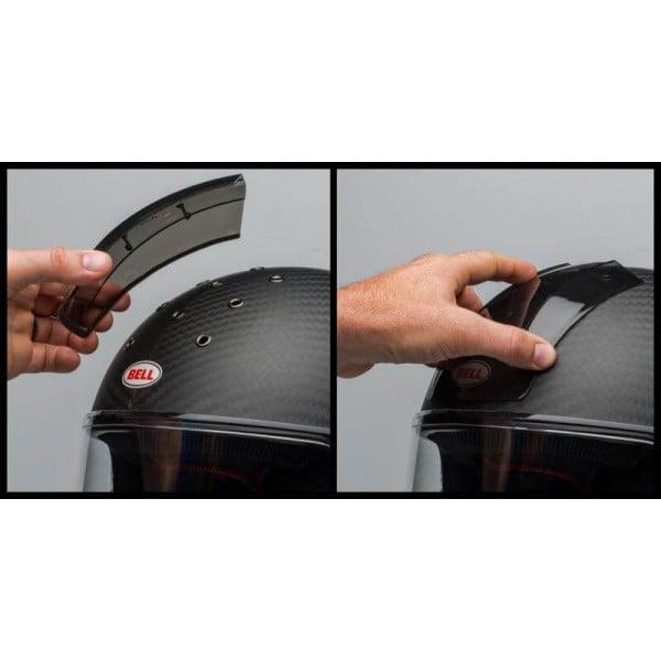 Couverture de ventilation Bell Eliminator Vent Rain Cover Clear