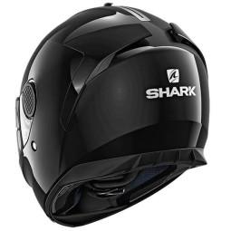 Shark Spartan Blank black Motorradhelm