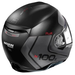 Modular Helmet Nolan N100-5 Plus flat black ,Modular Helmets