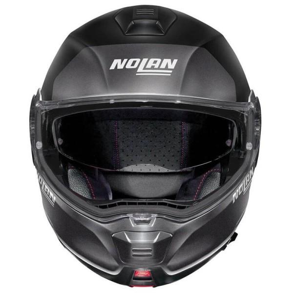 Casque modulable Nolan N100-5 Plus flat black