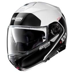 Modular Helmet Nolan N100-5 Plus white