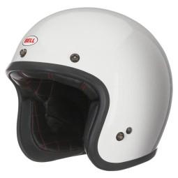 Casco Bell Helmets Custom 500 White, Caschi Jet