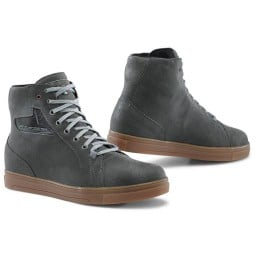 Motorradschuhe TCX Street Ace WP grey natural rubber