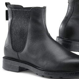 Motorcycle shoes TCX Staten Waterproof black ,Motorcycle Shoes Urban
