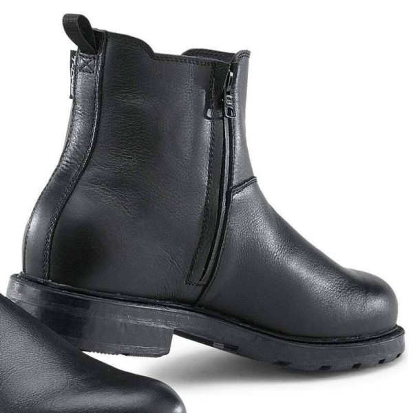 Zapatos moto TCX Staten Waterproof black