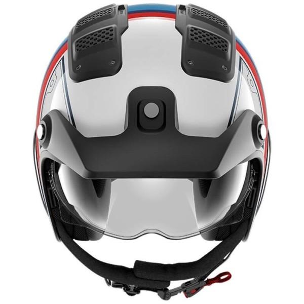 Shark helmet X-Drak 2 Terrence white blue red