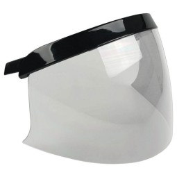 Visier BELL Scout Air Shield clear