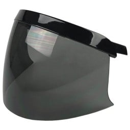 Visier BELL Scout Air Shield dark smoke, Visiere und Zubehör