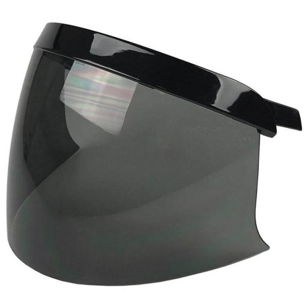 Visera BELL Scout Air Shield dark smoke