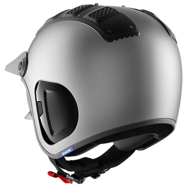 Shark helmet X-Drak 2 Blank grey